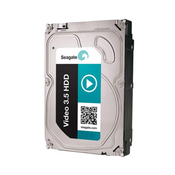 DISCO DURO SATA 1TB - ESPECIAL PARA DVR NVR - SEAGATE HD VIDEO 3.5 HDD - HDD-1000
