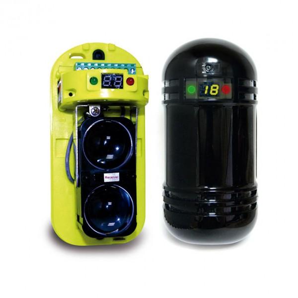 Fotoelectricos de 2 rayos con pantalla digital