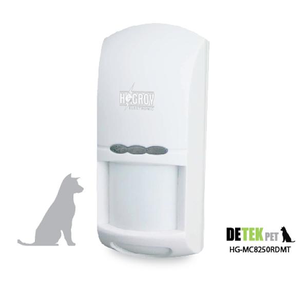 Sensor de movimiento inalámbrico Detex Pet Hagroy