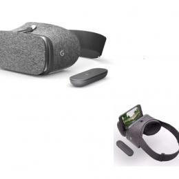 Google Daydream View, Control Bluetooth,