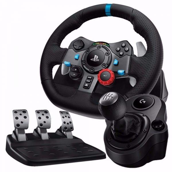 Volante de carreras Logitech Driving Force G29